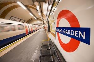 London Underground Covent Garden